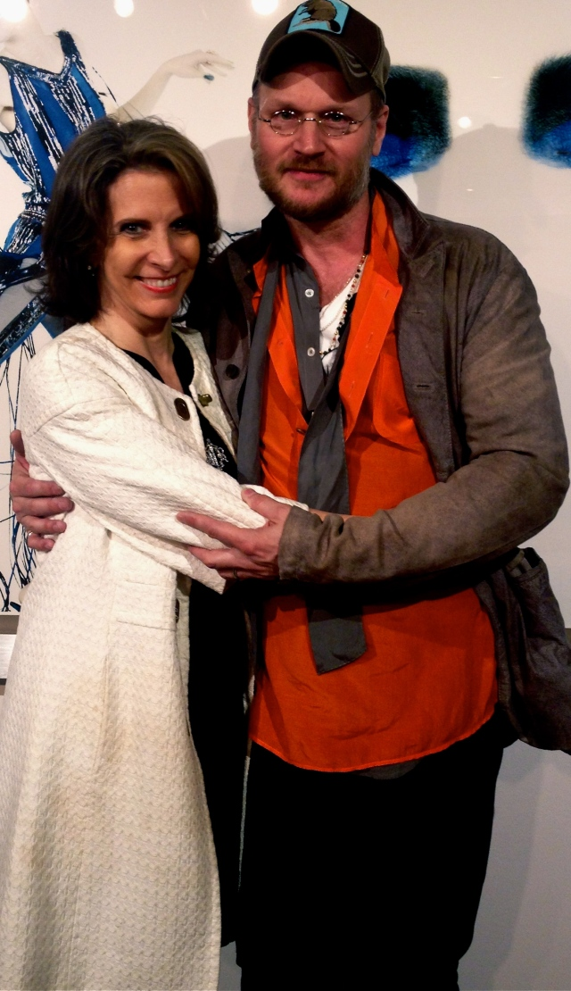 With Augusten Burroughs