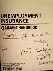 FRIENDLY HANDWRITTEN NOTES ON SIMPLE CLAIMANT BOOKLET