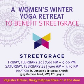 Yoga retreat for Facebook